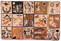 Bible Quilt 1898
